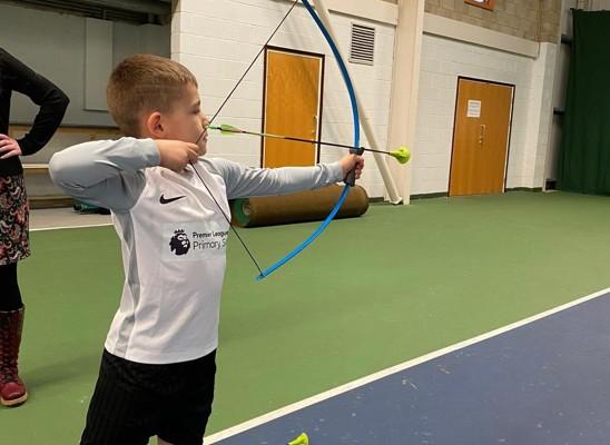 Primary Archery