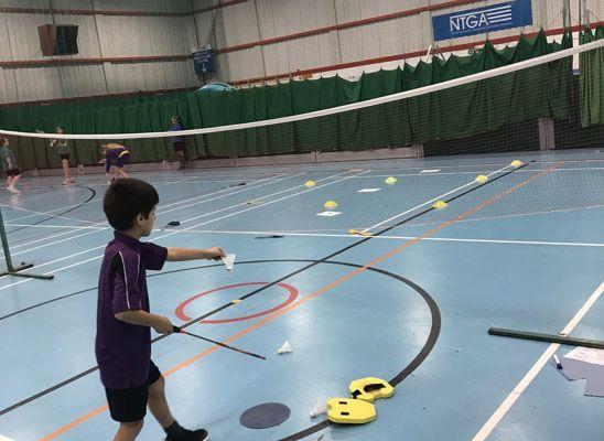 Primary Badminton
