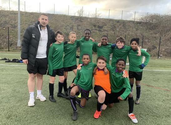 Y7 Boys Football