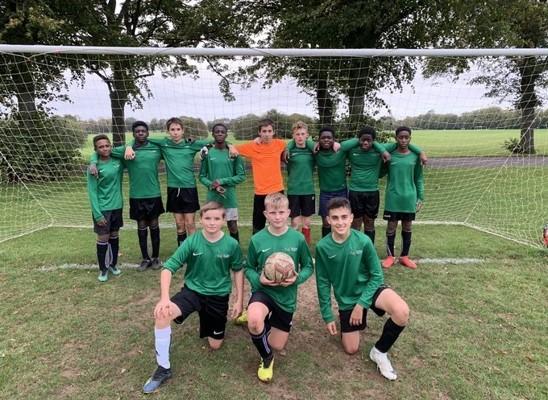 Y9 Boys Football