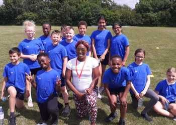EMAT's first ever Olympic Day is a success!